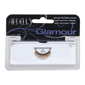 glamour lashes - demi brown