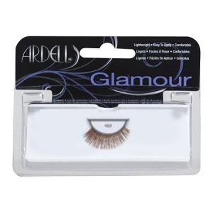 glamour lashes - brown