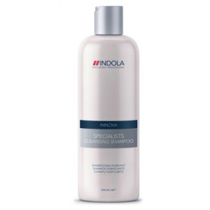 indola specialists cleansing shampoo 300ml