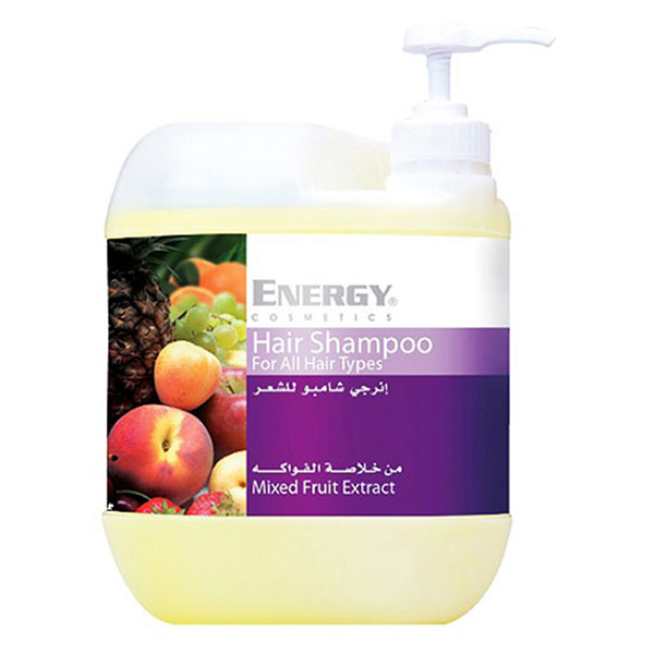 hair shampoo with mixed fruit extract  -  5l