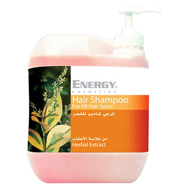 hair shampoo with herbal extract - 5l