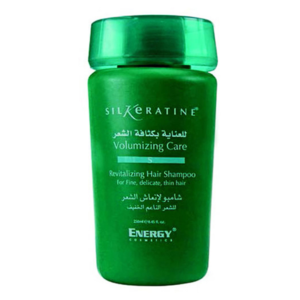 volumizing care - revitalizing hair shampoo - 250ml