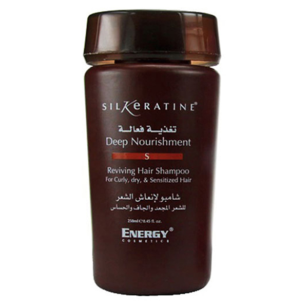 deep nourishment - reviving hair shampoo - 250ml