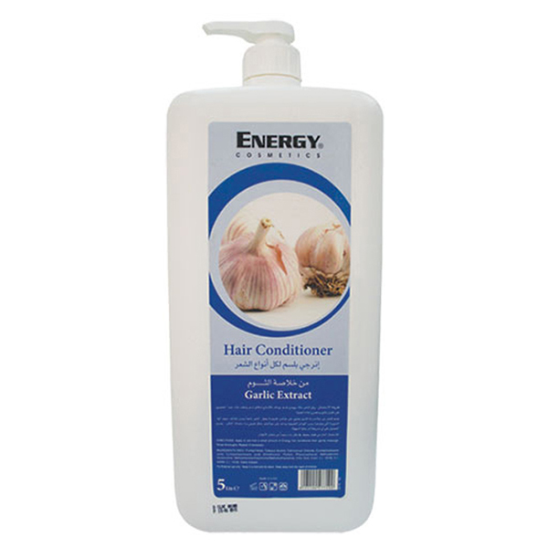 hair conditioner with garlic extract - 5l