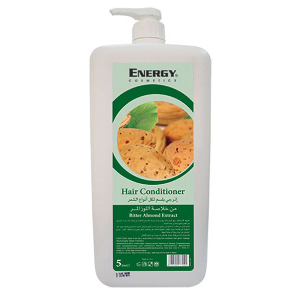 hair conditioner with almond extract - 5l
