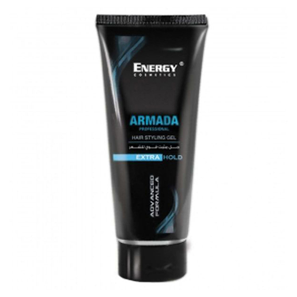 armada hair styling gel - strong hold   200ml