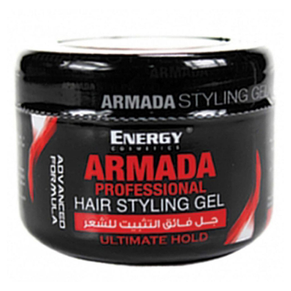 armada hair styling gel - ultimate hold 100ml