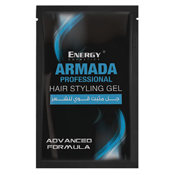 armada hair styling gel - strong hold 15ml