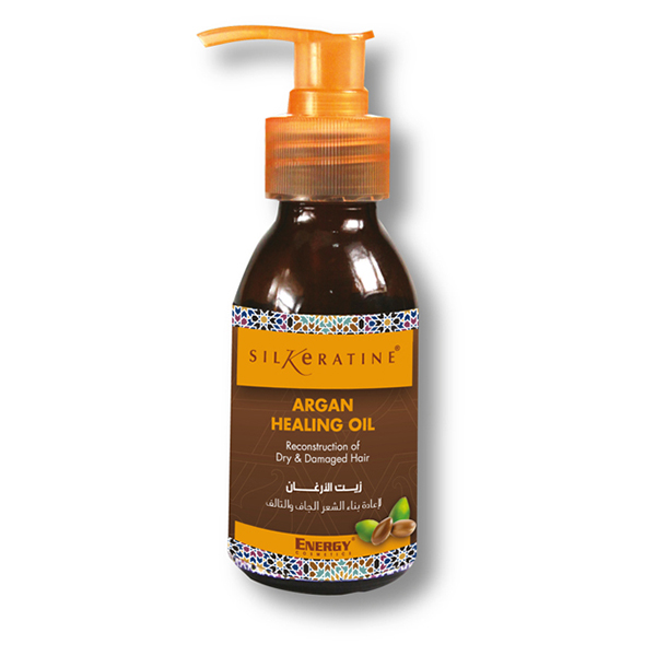 argan healing oil 100ml.