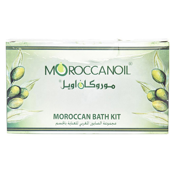 moroccan bath kit