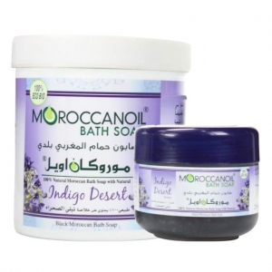 moroccan soap with indigo desert - 1000ml