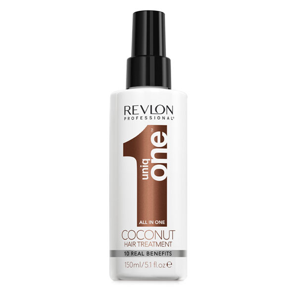 uniq one coconut hair treatment leave-in spray - 150ml