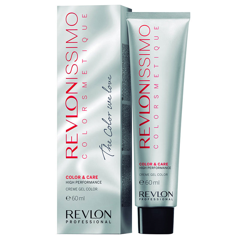 revlonissimo colorsmetique 6,35 dark amber brown 60 ml