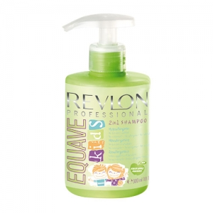 equave kids 2 in 1 hypoallergenic shampoo 300ml