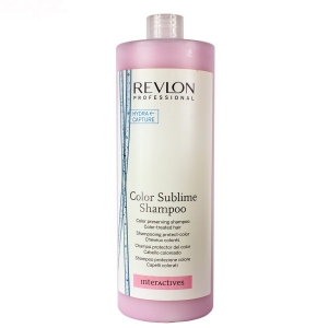 interactives color sublime shampoo 1250ml