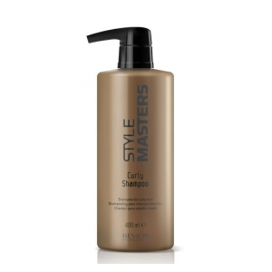 style masters curly shampoo 400ml