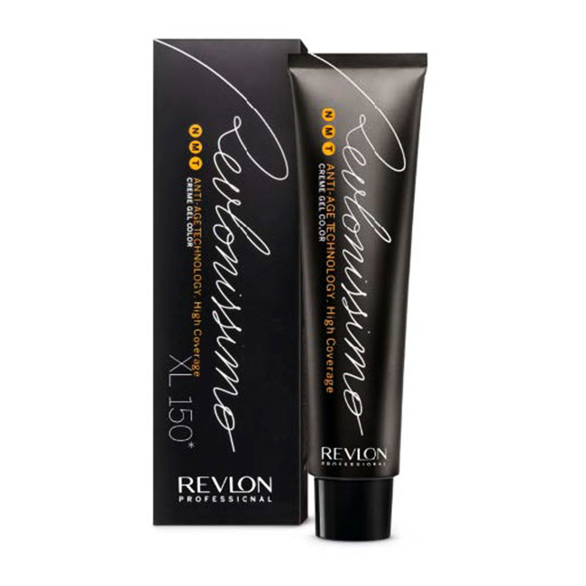 revlonissimo colorsmetique  high coverage 7,32 golden pearl blonde 60 ml
